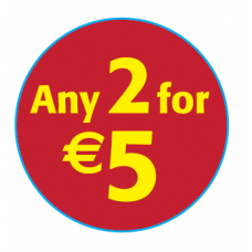'Any 2 For €5'