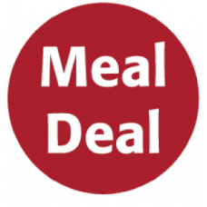 'Meal Deal' Promo Label