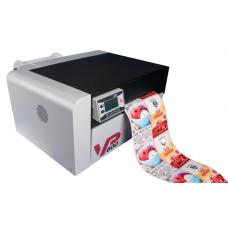 VIP Color VP600 Desktop Color Label Printer with Unwinder